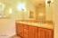 505 NE 71st St., G, Newport, OR 97365 - Master Bathroom 2