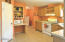 800 NW Grouse St, Seal Rock, OR 97376 - Spacious Kitchen