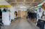 6145 Beachcomber Lane, Pacific City, OR 97135 - Garage
