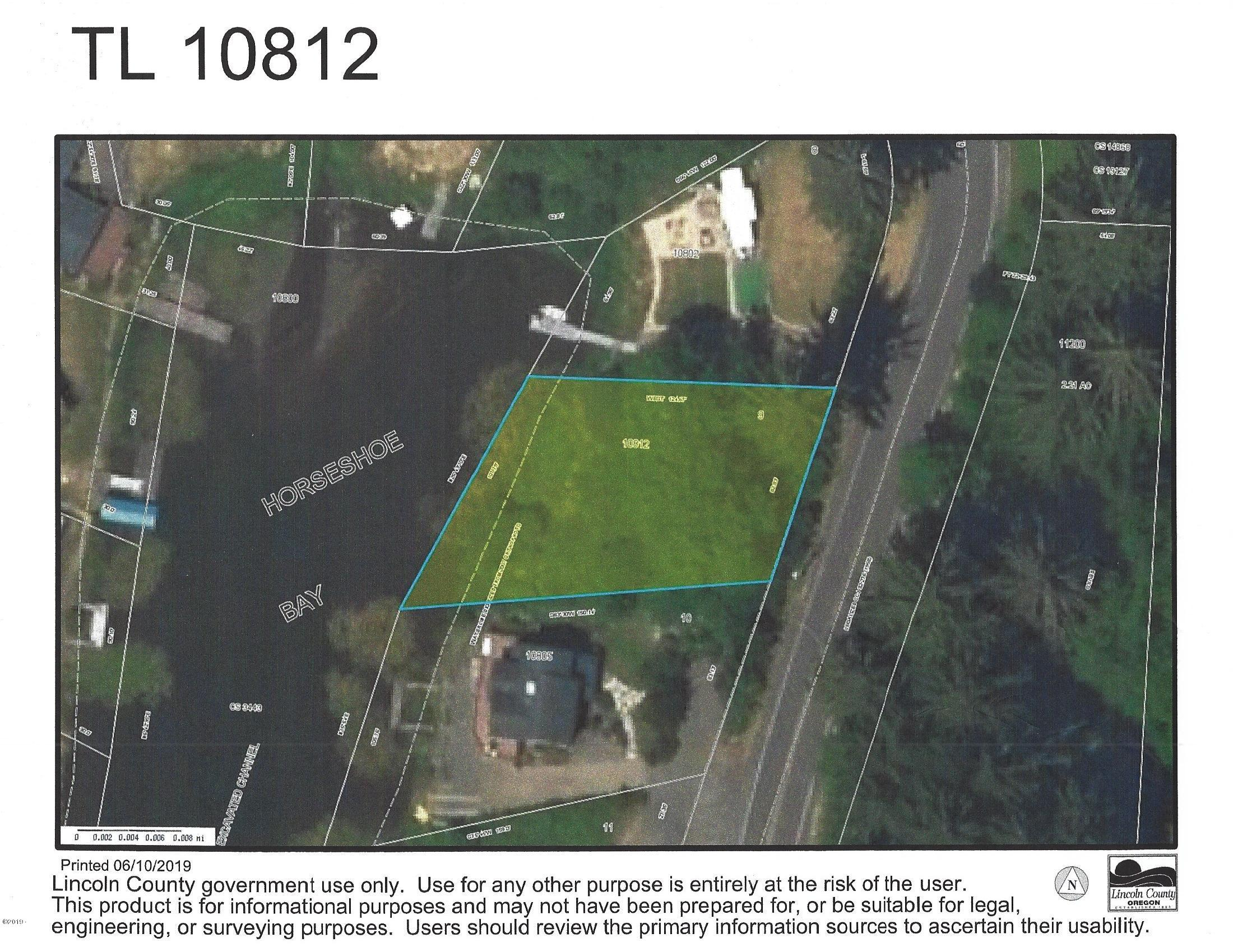 TL 10812 E Devils Lake Rd, Otis, OR 97368 - Plat Map