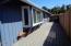 225 SW South Point Street, Depoe Bay, OR 97341 - Fenced  Side Yard/Deck Area