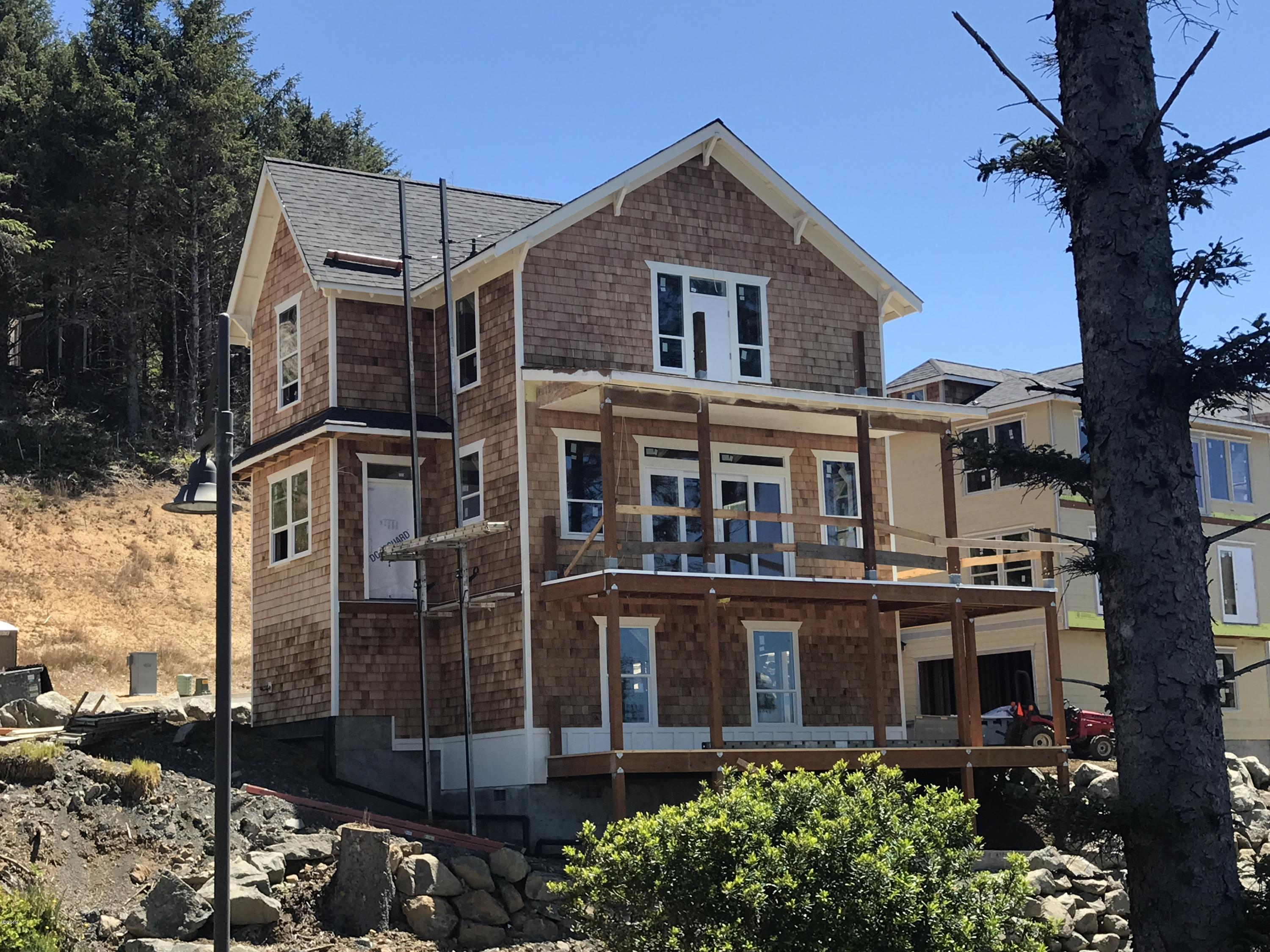 2415 SW Coral Ave, Lincoln City, OR 97367 - Lot 110 Nearing Completion