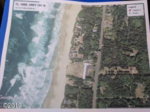 TL 1900 Hwy 101 N, Yachats, OR 97498 - EDDY - Aerial photo