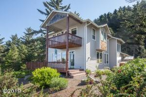 3768 Rocky Creek Ave, Depoe Bay, OR 97341 - Exterior - Rear View