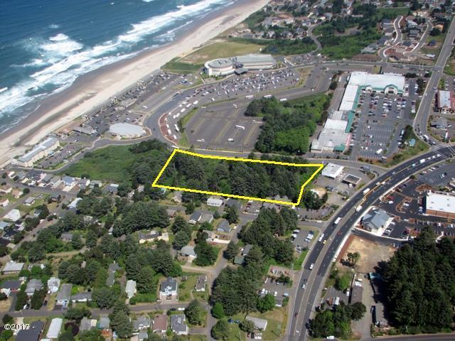 4000 BLK NW 40th Street, Lincoln City, OR 97367 - North View Aerial