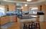 23 N Bay Ridge, Gleneden Beach, OR 97388 - Eating Island at Kitchen