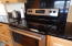 23 N Bay Ridge, Gleneden Beach, OR 97388 - SS Appliances at kitchen