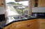 23 N Bay Ridge, Gleneden Beach, OR 97388 - Kitchen sink wsunny window