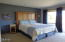 23 N Bay Ridge, Gleneden Beach, OR 97388 - Master Suite w/Bay Views