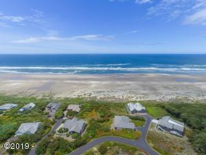 4375 NW Hidden Lake Loop, Waldport, OR 97394 - Ocean-front lot
