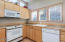 4375 Amity Ave, Neskowin, OR 97149 - Kitchen with High Ceiling