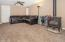 735 SW 28th St., Lincoln City, OR 97367 - Family Room View - 1