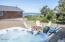 3745 Evergreen Ave, D, Depoe Bay, OR 97341 - Hot Tub