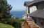 3768 Rocky Creek Ave, Depoe Bay, OR 97341 - View down South side of home