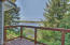 2823 NE East Devils Lake Rd, Otis, OR 97368 - Bedroom #2 Deck