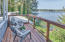 2823 NE East Devils Lake Rd, Otis, OR 97368 - Master Suite Loft Deck