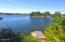 2823 NE East Devils Lake Rd, Otis, OR 97368 - Lake view