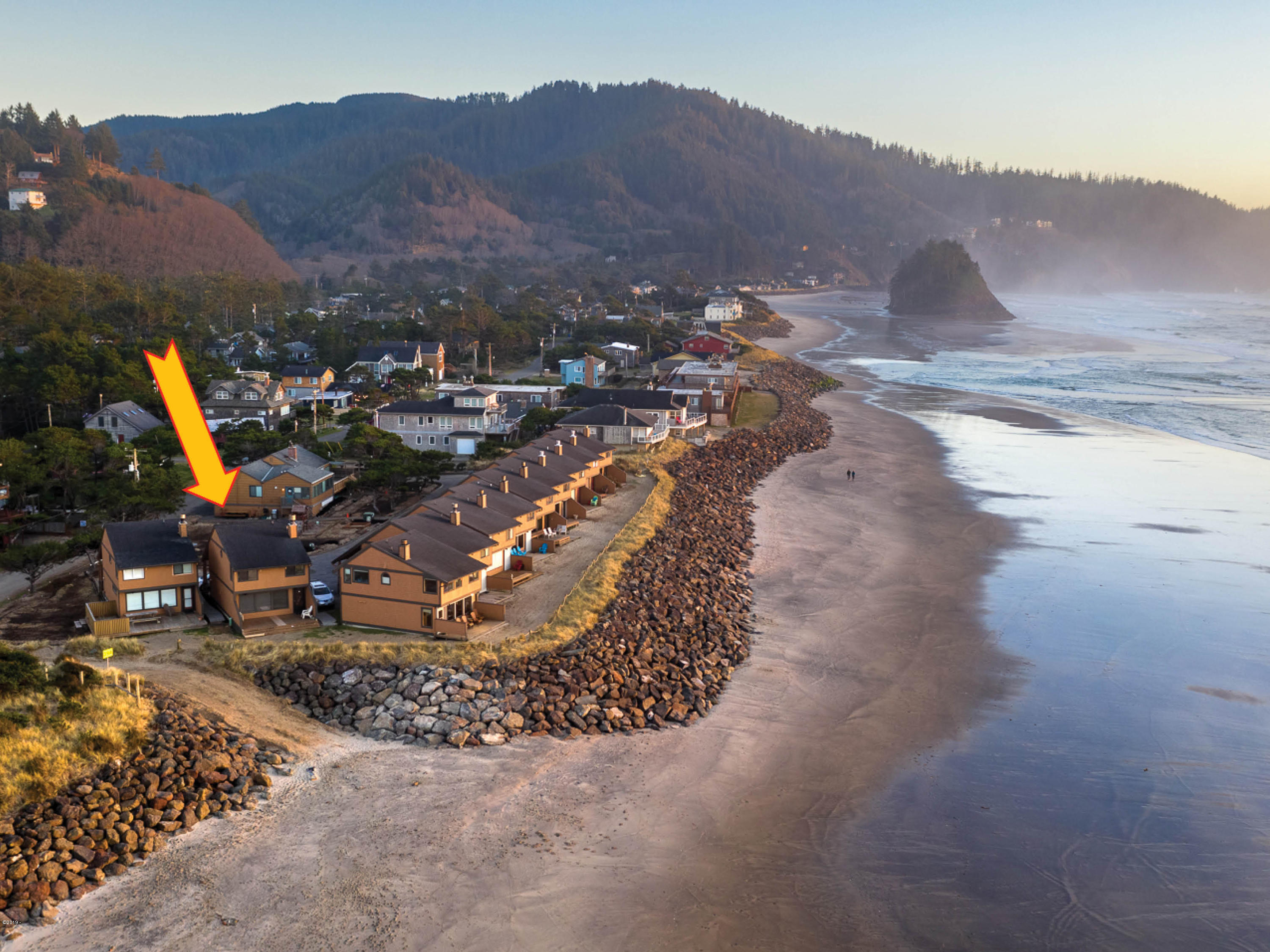 48060 Breakers Blvd., 10, Neskowin, OR 97149 - Panoramic views down the coast
