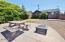 133 NE 8th St, Newport, OR 97365 - Back patio
