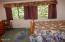 1275 Walking Wood, Depoe Bay, OR 97341 - Garden view Guest Bedroom