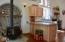 2614 NW Bayshore Loop, Waldport, OR 97394 - Jotul wood stove