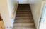 633 NE Fogarty St, Newport, OR 97365 - Upper Level Stairs