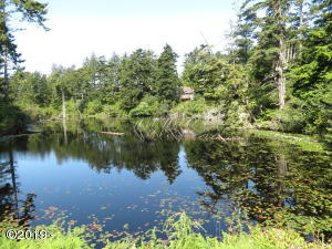 1421 NW Fircrest Way, Waldport, OR 97394 - Waterfront Location