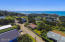 1164 NW Park View St, Seal Rock, OR 97376 - Aerial looking south