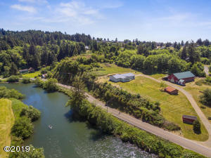 Stunning 3.14 Acre Home with River and Mountain Views!