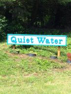 271 Combs Circle, Yachats, OR 97498 - Ouiet Water sign photo