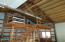 2438 NE Old River Rd, Siletz, OR 97380 - Loft storage