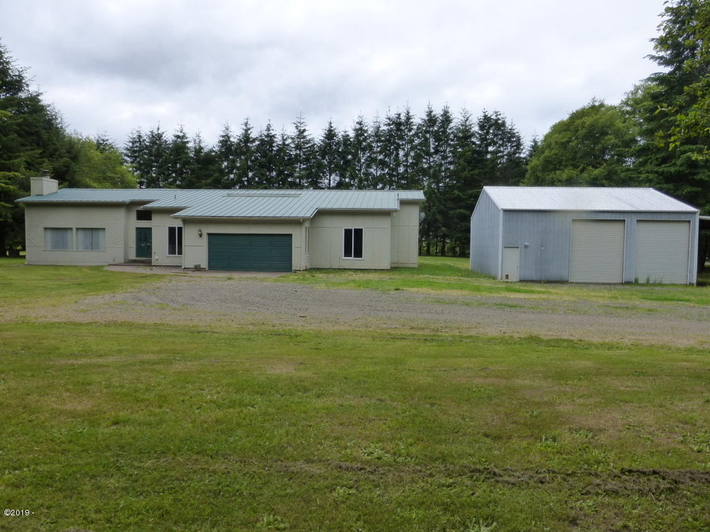 2438 NE Old River Rd, Siletz, OR 97380 - From N