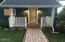 4974 NE 49th St, Neotsu, OR 97364 - Front porch & patio stones