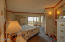 3641 NW Oceanview Dr, 123, Newport, OR 97365 - master with exterior balcony