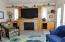 943 SW Waziyata Ave, Waldport, OR 97394 - Family Room w/Fireplace