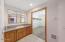 4616 Yaquina Bay Rd, Newport, OR 97365 - Master Bathroom!