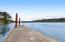 4616 Yaquina Bay Rd, Newport, OR 97365 - Large Custom Dock (80')