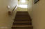 230 Crestview Dr, Yachats, OR 97498 - stairs to level 2