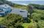 2626 NW North Ave, Yachats, OR 97498 - Drone from back yard