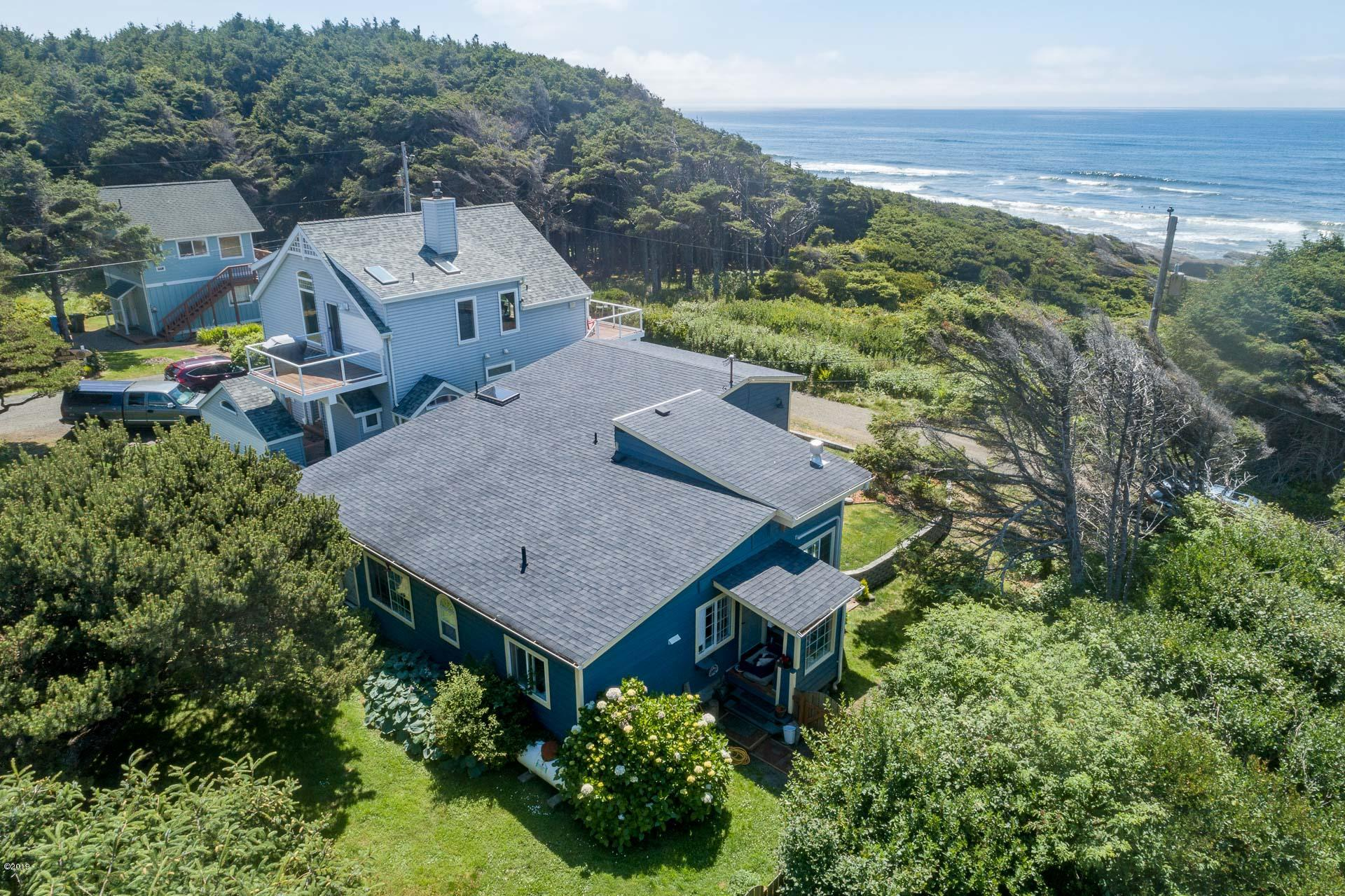 2626 NW North Ave, Yachats, OR 97498 - Ocean View Home