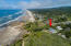 2626 NW North Ave, Yachats, OR 97498 - Drone View North