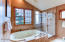 2738 SW Breakers Dr, Waldport, OR 97394 - Luxury and a View in the Master Bath