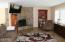 425 NE Edgecliff Dive, Waldport, OR 97394 - Fire place