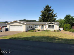 4045 NE Johns Ave, Neotsu, OR 97364 - 4045 NE Johns Ave Front of House