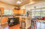 720 SE Winchell Dr, Depoe Bay, OR 97341 - Kitchen with granite counters