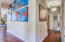 720 SE Winchell Dr, Depoe Bay, OR 97341 - Hallway to bedrooms