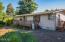 625 NE Buker, Waldport, OR 97394 - Back side.