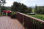 4616 S Beaver Creek Rd, Waldport, OR 97394 - deck view