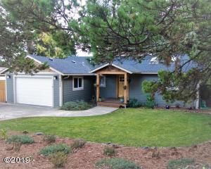 5354 NE Port Ln., Lincoln City, OR 97367 - Curbside