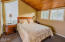 65 SW 100th Ct, South Beach, OR 97366 - Upper bedroom.
